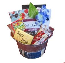 purim baskets israel bnei akiva selection of kosher gift baskets