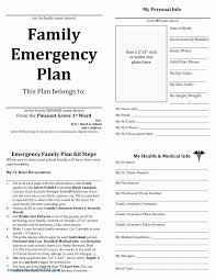 emergency drill report template evacuation drill report template awesome home emergency plan