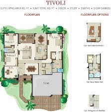 Solivita Floor Plans Solivita Grand Estate Collection Floorplans