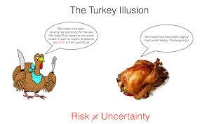 the last thanksgiving cartoon heisenberg u0027s uncertainty principle turkey illusion u0026 human