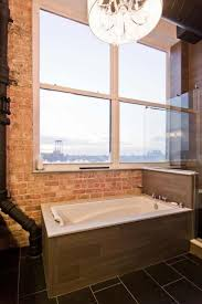 Eclectic Bathroom Ideas 118 Best Bathrooms Brick Images On Pinterest Bathroom Ideas