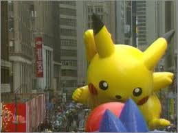 jirachi the wishmaker macy s thanksgiving day parade pikachu
