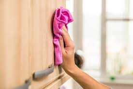 How To Clean Wood Kitchen Cabinets Best Way To Clean Greasy Wood Kitchen Cabinets Kitchen Cabinet Ideas