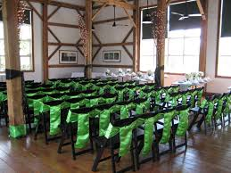 Metal Folding Chair Covers Cute Idea For Decorating Metal Folding Chairs Wedding