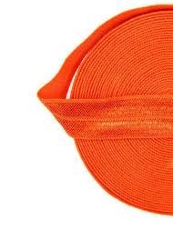 elastic ribbon by the yard elastic ribbon orange elastic orange ribbon ribbon by yard foe