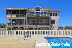 outer banks vacation rentals southern shores realty outer banks