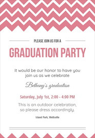 grad party invitations graduation party free printable graduation party invitation
