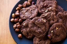 chocolate nutella cookies recipe simplyrecipes com