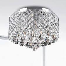 Ceiling Mount Chandelier Light Fixture Flush Mount Lighting For Less Overstock