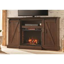 dodson tv stand with electric fireplace by wayfair havenly