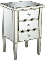 Mirrored Nightstand Cheap Bedroom Silver Nightstand For Bedroom Furniture Ideas