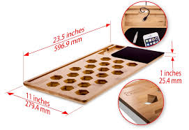 Lap Desk With Mouse Pad Natural Bamboo Macbook Lap Desk Or Laptop Vented Cooling Pad