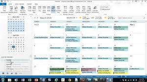 outlook 2013 design ms office 2013 outlook calendar archive access ccps