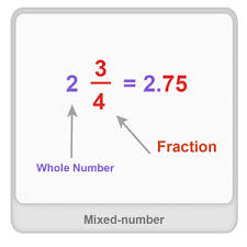 mixed number definition examples u0026 fun math worksheets