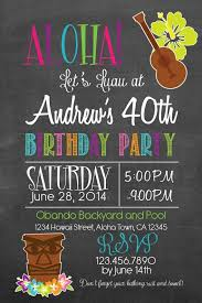printable luau save the date cards google search party