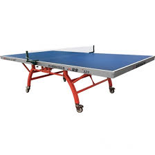 portable ping pong table portable double folding table tennis table for training suppliers