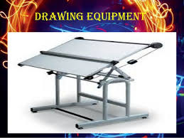 Drafting Table Tools Common Drafting Tools And Instruments