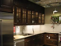 ikea kitchen door fronts cherry wood kitchen cabinets dark wood