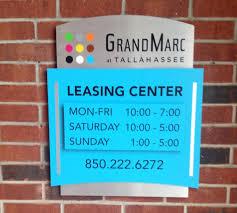 Student Housing In Atlanta Ga Student Housing Signage Atlanta Sign Company