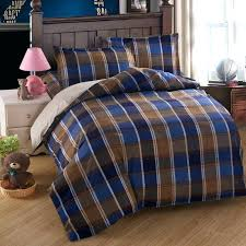 Twin Plaid Comforter Red And Grey Plaid Bedding Plaid Twin Bedspread Plaid Twin Quilt