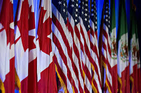 Mexicans Flags Ditching Nafta Not In America U0027s Best Interests Houston Chronicle
