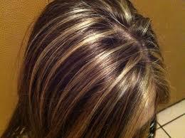 long brown hairstyles with parshall highlight que buen color de base con color artistico en dos colores