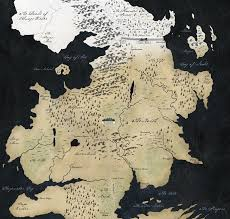 World Of Ice And Fire Map by The North Game Of Thrones Wiki Fandom Powered By Wikia
