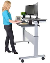 Ergonomics Computer Desk Furniture Standing Workstation Ergonomics Standing Desk With
