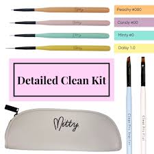 pink cleaning dust brush tool soft spectacular how to clean nail