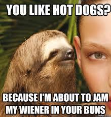 Hot Dog Meme - download hot dog meme super grove wow pinterest meme