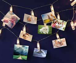String Lights In Bedroom by Usb Led Photo Clip String Lights 10 Leds Warm White As Decorative
