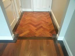 custom herringbone pattern hardwood flooring in ma central mass