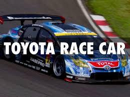 lexus racing car japanese race cars
