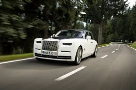 roll royce fantom 2018 rolls royce phantom first drive review motor trend