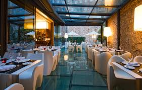 fine dining in barcelona olivia plaza hotel hotel restaurants