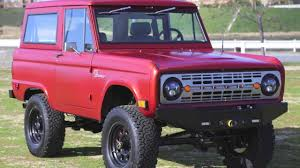 icon 4x4 thriftmaster icon br bronco resto mod youtube
