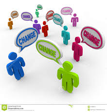 Contagious by Change Is Contagious People Changing To Succeed In Life Stock