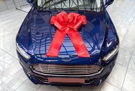 car bow ribbon kenley 23 large magnetic car bow with 56 ribbon strings