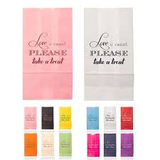 custom favor bags 21 best favor bags images on goodie bags candy bar