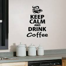 compare prices on wall decal shop online shopping buy low price coffee kitchen wall stickers murax vinyl wall sticker kitchen coffee shop walls decals home decor house