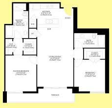 40 best condo plan images on pinterest condos apartment floor