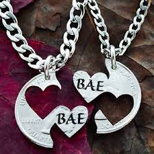 buck and doe couples necklace buck his doe guitar matching necklaces for couples