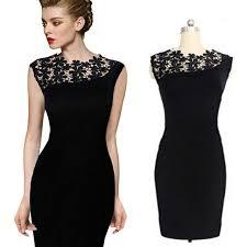 sale 2015 women lace patchwork vestidos sleeveless knee