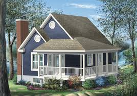 Country Cottage House Plans With Porches Simple One Bedroom Cottage 80555pm Architectural Designs