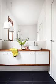 Mid Century Modern Vanity Trend Floating Vanities Elements Of Style Blog