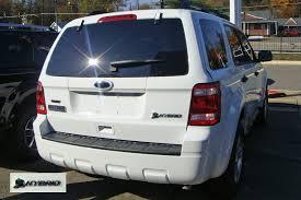 Ford Explorer Hybrid - file ford escape hybrid 7895 va 11 09 with badge jpg wikimedia