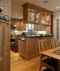 ouverture cuisine sur salon ouverture mur cuisine salon 14 la poutre en bois dans 50 photos