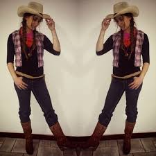 Cowgirl Halloween Costumes 50 Cheap Halloween Costumes 10 Brit