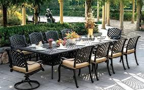 Black Cast Aluminum Patio Furniture Cast Aluminum Patio Furniture Canada Dining The Home Styles Sets