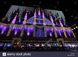 New Christmas Lights by New York New York Usa 07th Dec 2015 Christmas Lights Set To